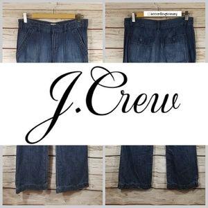 J. Crew Lightweight Jeans, size 4